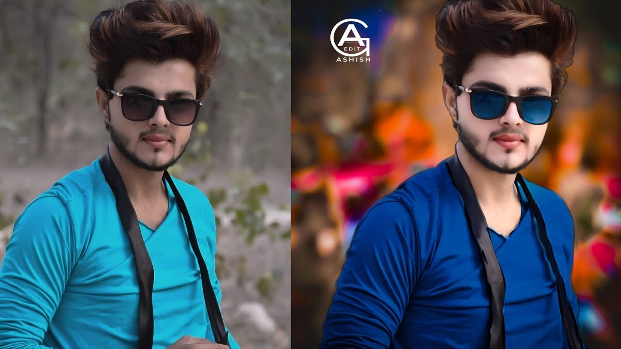 How to picsart photo editing tutorial in hindi step by step Pixlr Editor