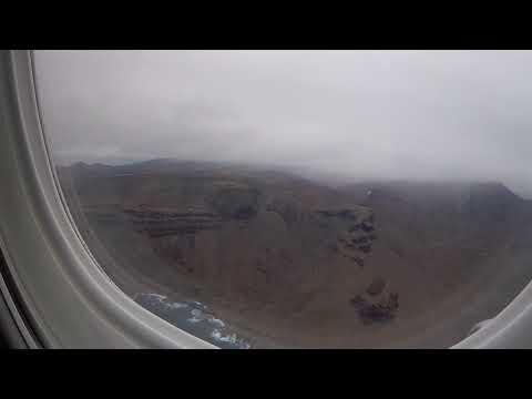Airlink - Saint Helena - landing - RWY 20
