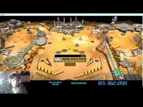 TheNekoMimiGamer Streams 3D Ultra Pinball