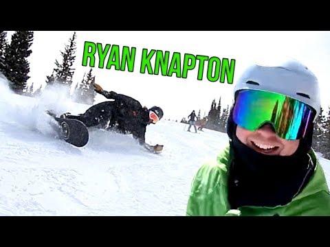 LEARNING TO CARVE LIKE RYAN KNAPTON!