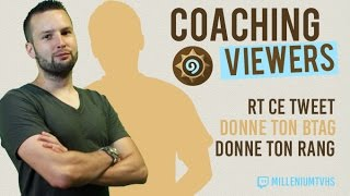 COACHING VIEWERS +  MERCREDI DES BOOSTERS #17