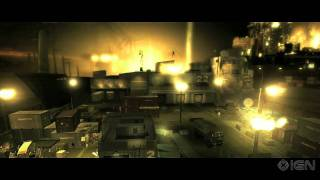 Deus Ex: Human Revolution Gameplay Trailer- Gamescom '10