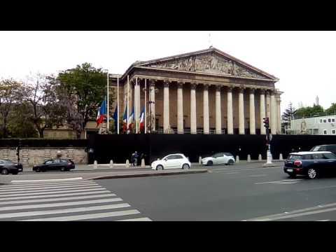 Paris assemblée nationale Européenne ??
