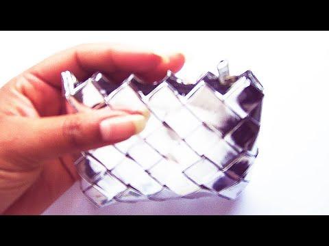 Descargar Video Como hacer monedero con bolsas de papitas (Reciclaje) Ecobrisa