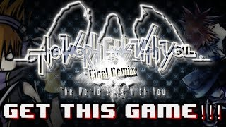 The World Ends With You: Final Remix IS INCREDIBLY IMPORTANT!