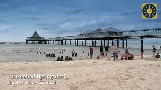 """OSTSEE - Insel Usedom """"Urlaubsziel Kaiserbäder Heringsdorf, Bansin und Ahlbeck im Herbstglanz"""""""