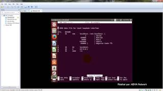 Install ,configure and test Server DNS on Ubuntu