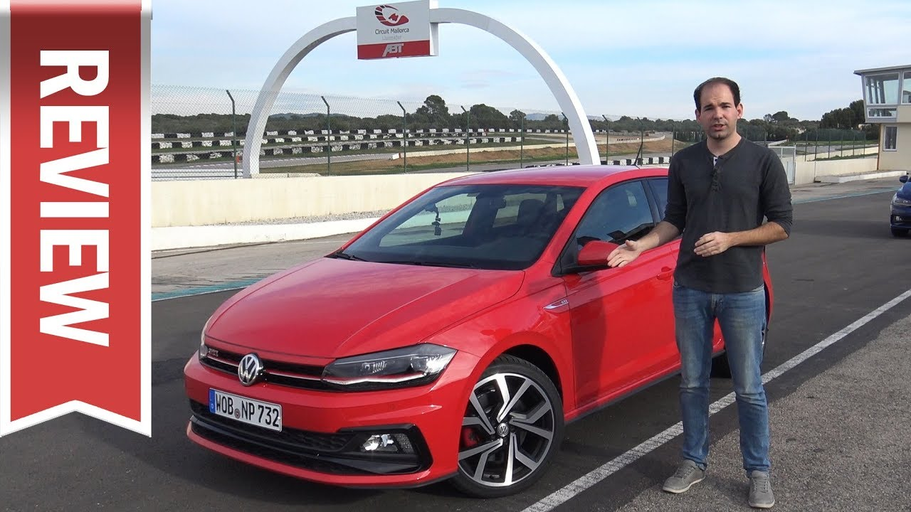 vw polo gti 2018 mit 200 ps fahrbericht sound review. Black Bedroom Furniture Sets. Home Design Ideas