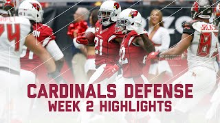 Cardinals Get 3 Turnovers off Jameis Winston in the 1st Half! | Buccaneers vs. Cardinals | NFL