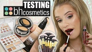 Video TESTING Full Face of BH COSMETICS... Is it ANY Good?! download MP3, 3GP, MP4, WEBM, AVI, FLV Juni 2018
