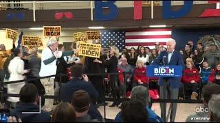 Jill Biden on taking action after heckler tries to interrupt husband Joe Biden | The View