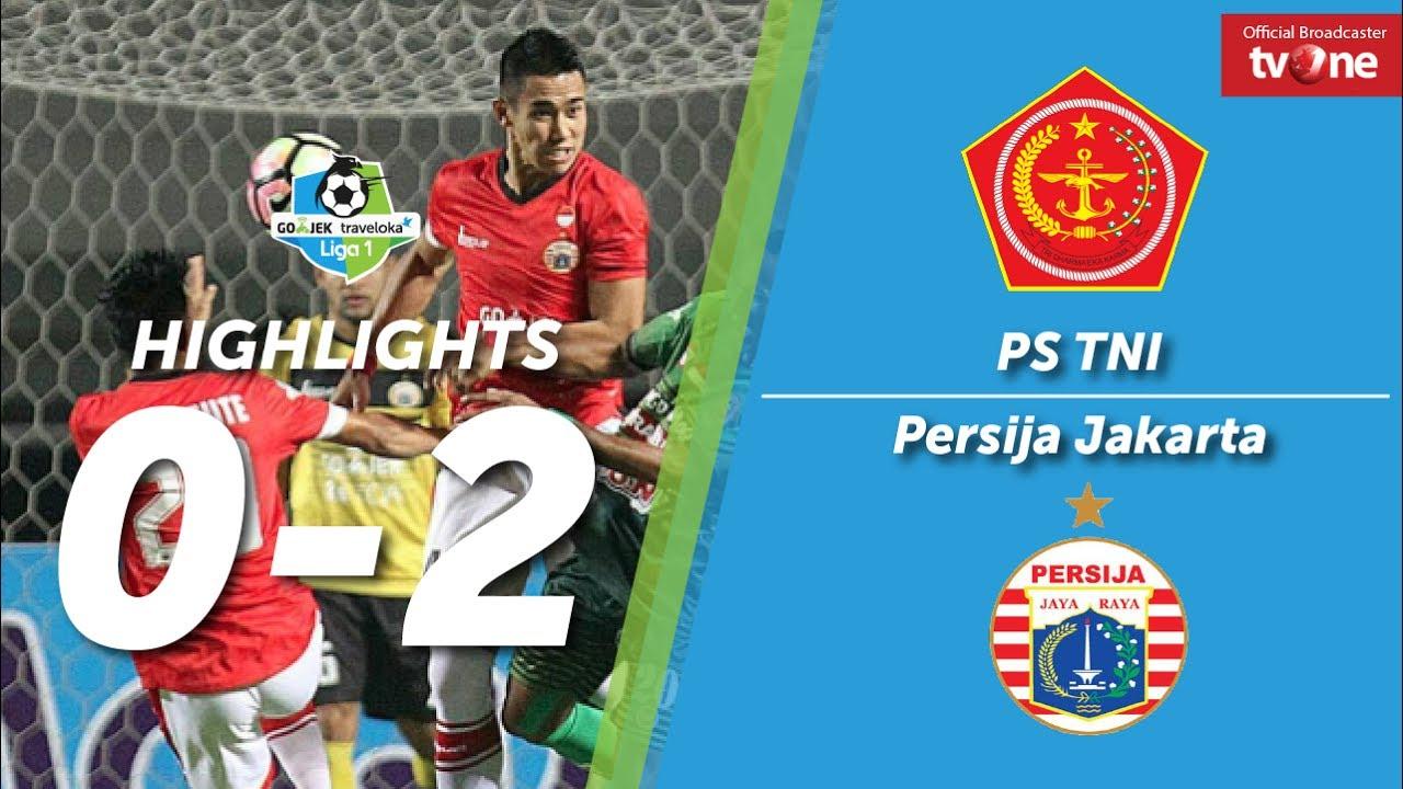 Ps Tni Vs Persija Jakarta   All Goals Highlights
