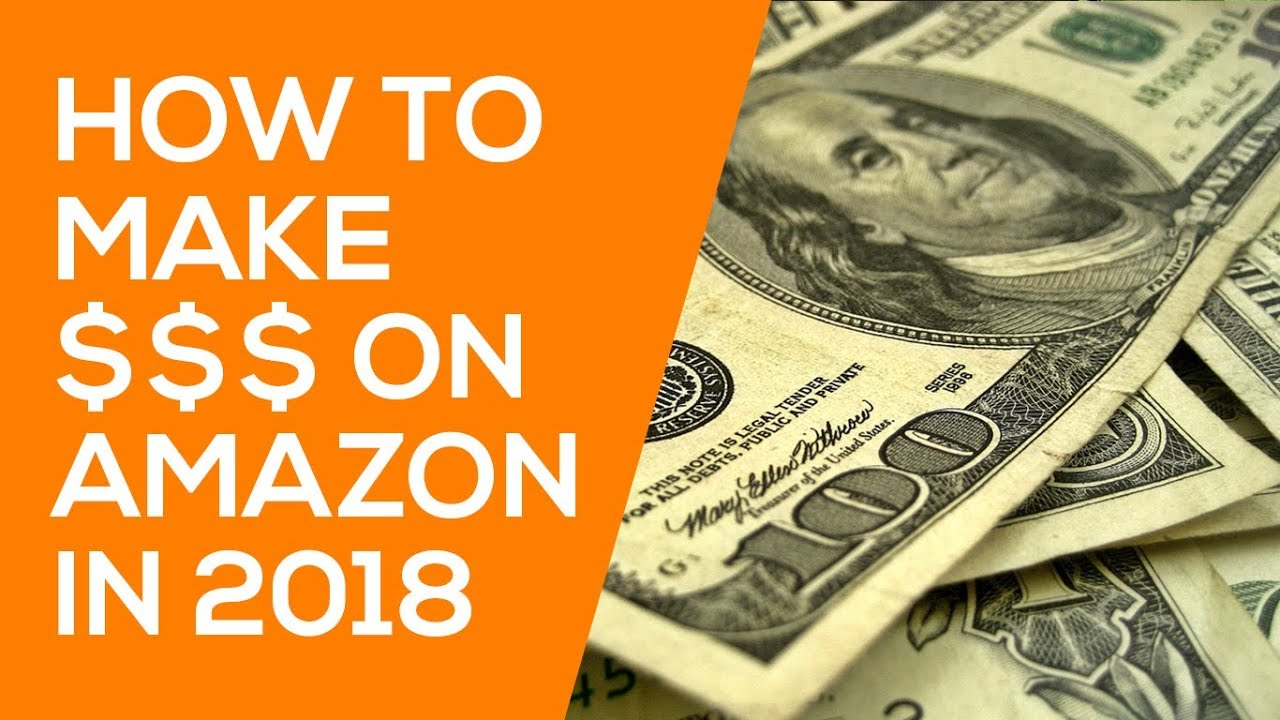 how to sell stuff on amazon and make money