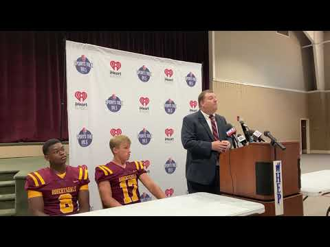 Baldwin County High School Football Media Day-Robertsdale
