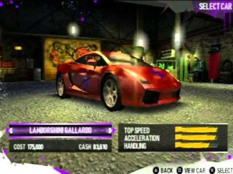 Need For Speed Carbon Own The City Psp Part 15 Youtube
