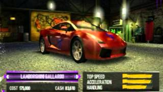 Need For Speed Carbon Own the City (PSP) - Part 15