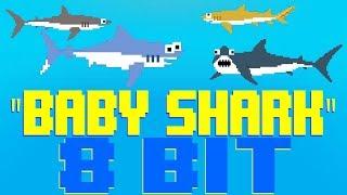 Baby Shark [8 Bit Tribute to Pinkfong] - 8 Bit Universe