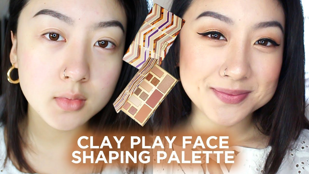 Clay Play Face Shaping Palette - Volume II by Tarte #3