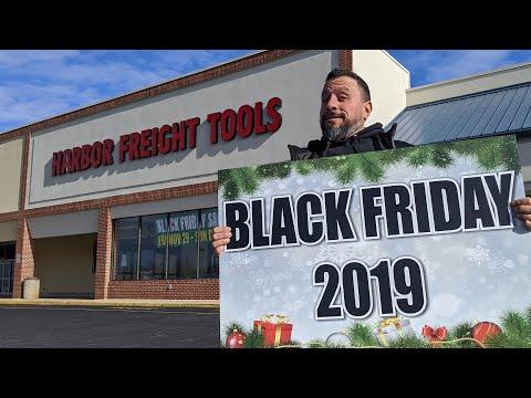 Best Tool Deals (Black Friday 2019) HARBOR FREIGHT
