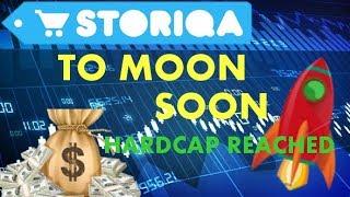 Storiqa ICO ends. Hardcap reached. Price prediction 2018 $$$
