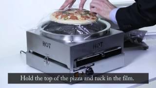 Pizza capper