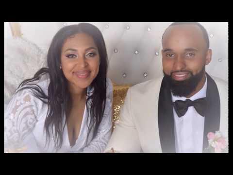 Julio & Kenyetta Santiago Wedding May 20, 2017