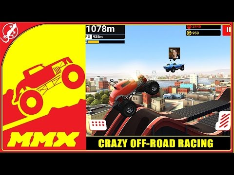 MMX Hill Climb — Off-Road Racing With Friends (Stage 1 iOS Gameplay)