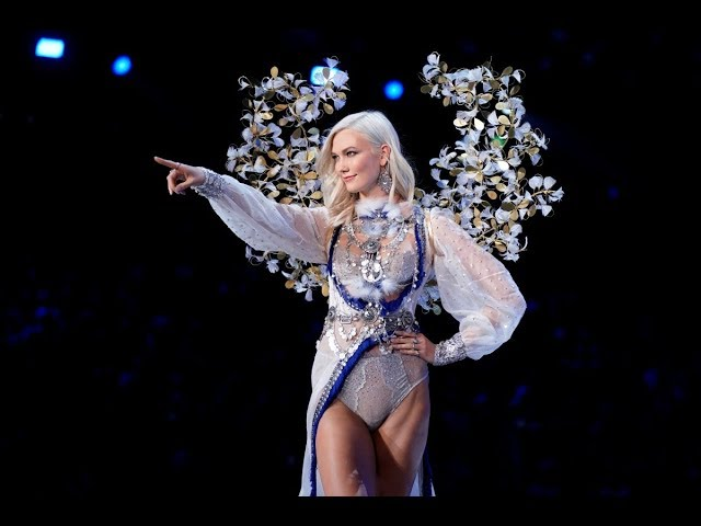 Top 7 Overall Outfits from Winter's Tale segment at the 2017 Victoria's Secret Fashion Show