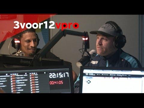 Rico & Sticks over het nieuwe album IZM bij 3voor12 Radio