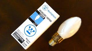 Westinghouse 100watt Coated MV Light Bulb