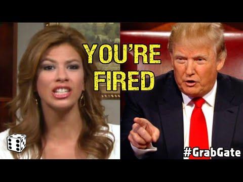 Michelle Fields FIRED from Fox News
