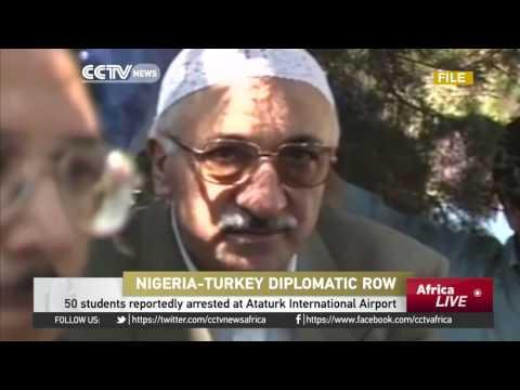Nigeria's Parliament asks Buhari to intervene on arrested students in Turkey