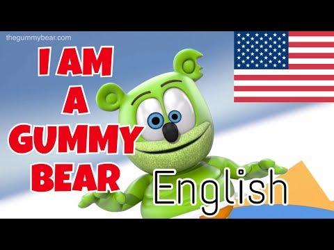 I Am A Gummy Bear  The Gummy Bear English Song HD