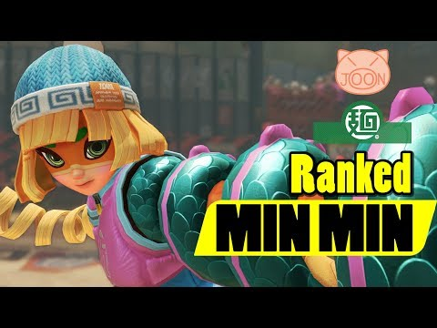 ARMS Ranked EP 18: Min Min