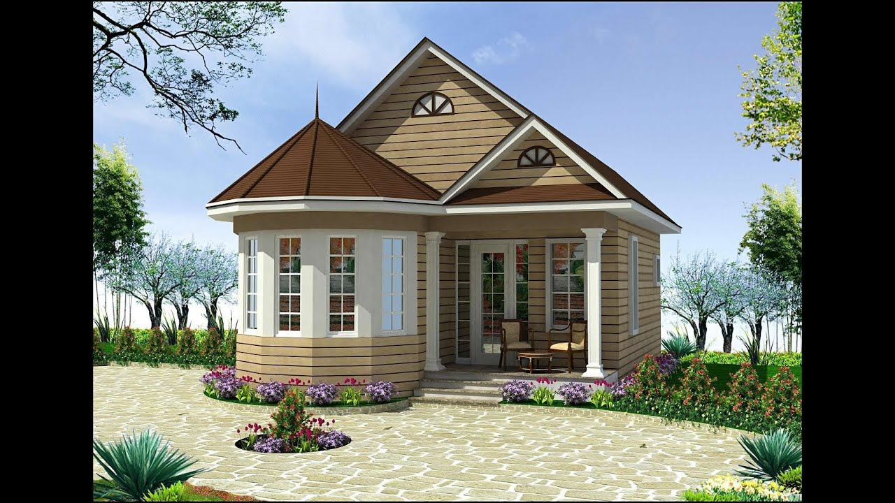 Design For Small House: Cottage House Design