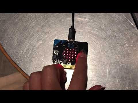 画像2: 表示アイコンをボタンで切り替えよう【micro:bitでオモチャをつくろう】 www.youtube.com