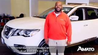 2018 Nissan Pathfinder SL AWD