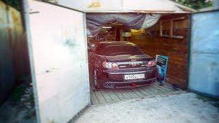 Оживление Mazda Rx 8. Выбраться Любой Ценой, Сегодня Она Будет Валить!!!