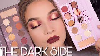 MRS.BELLA x BH Cosmetics The Dark Side | First Impression & Comparison | Merve Tkd