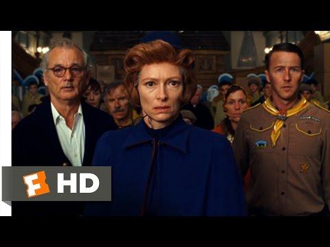 Moonrise Kingdom (10/10) Movie CLIP - Social Services (2012) HD
