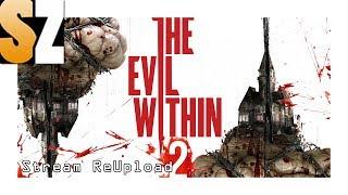 The Evil Within 2 #01 Die Fortsetzung im Stream gespielt (PS4 Pro / German)