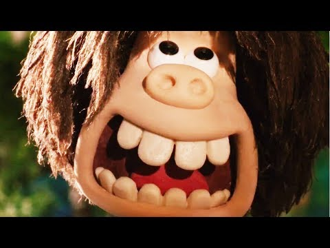 Early Man Trailer #2 2017 - Official 2018 Movie