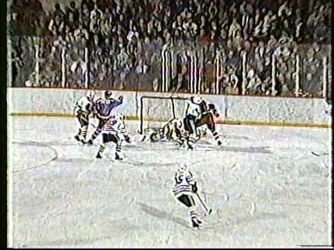 Blackhawks-Dynamo Riga, Jan. 4, 1989 (third period)