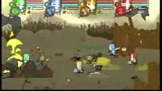 Castle Crashers Gameplay thumbnail