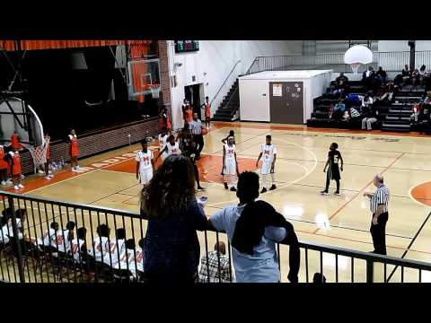 Madison Middle vs Neely's Bend 12.8.16