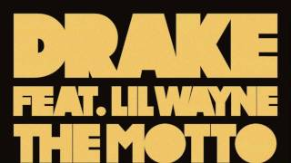 Drake - The Motto instrumental (UN)