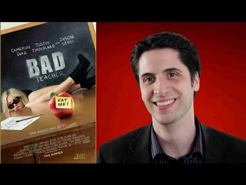 Bad Teacher movie review