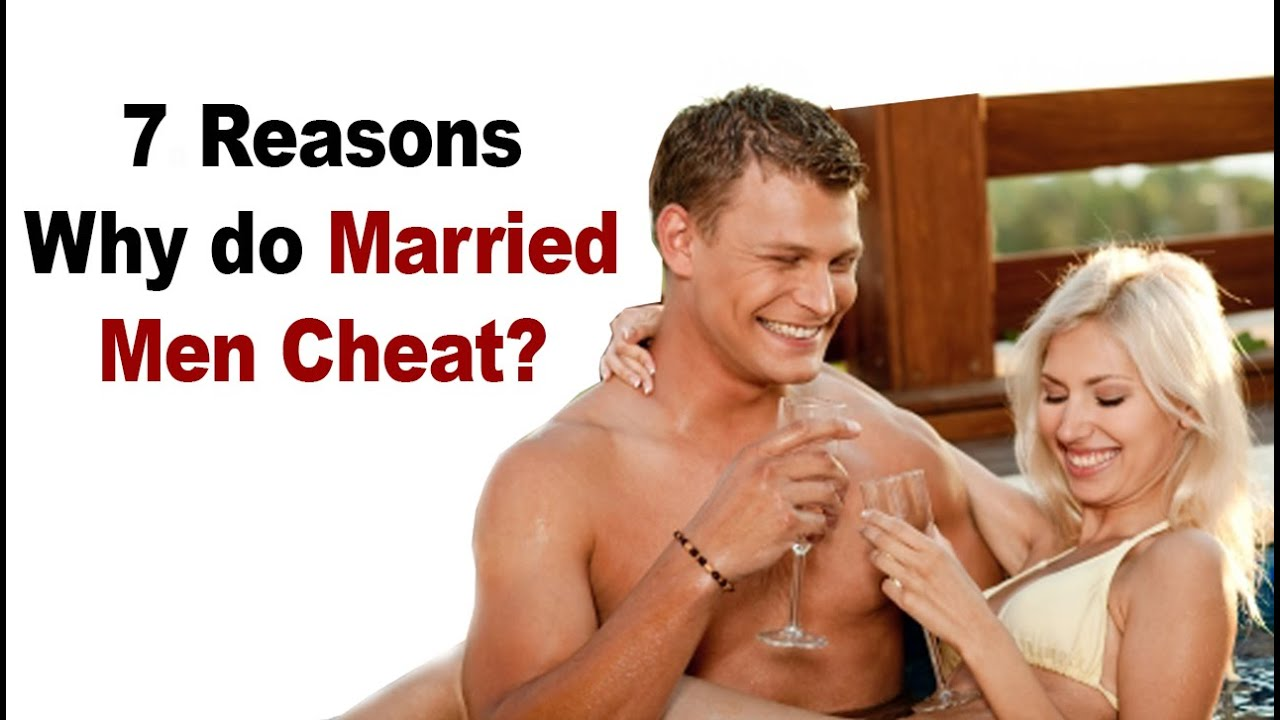 do all married men cheat