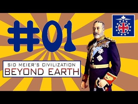 Let's Funk King Play Sid Meier's Civilization Beyond Earth: United Commonwealth Of Nations #01