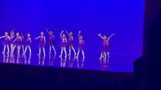 2019 Turning Pointe Dance Academy Recital: Ballet/Jazz Combo Class
